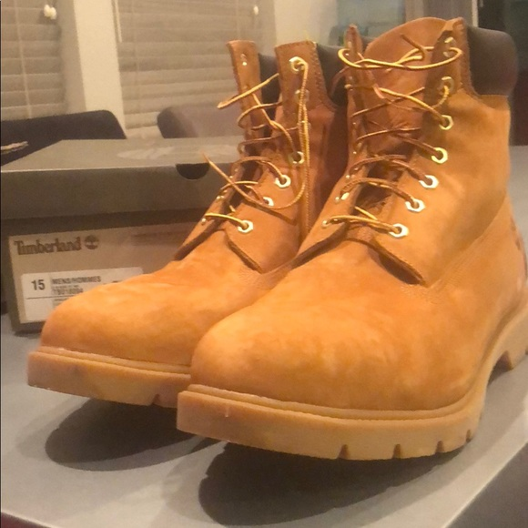 Mens Size 5 Timberland Boots
